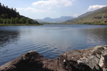 Ty Byr, at the foot of Snowdon - Llanberis - Hus