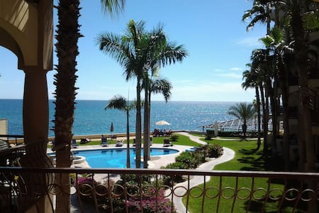 3 Bedroom condo full amenities on the beach at Plaza Costa Azul. In front of Punta Las Rocas, short walk to Zippers and on a wonderful beach. Restaurants and bars within walking distance, I love it here!! Great surf spots (3)