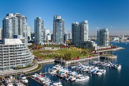 Yaletown is the place to be in Vancouver - Vancouver - Townhouse
