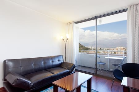 Furnished Apartment Forestal Park 5 - Recoleta - Apartment