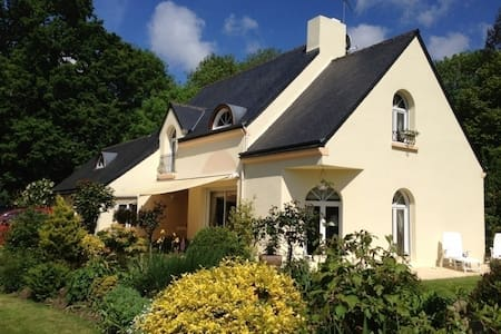 Entre terre et mer en Bretagne !  - Lamballe - Bed & Breakfast