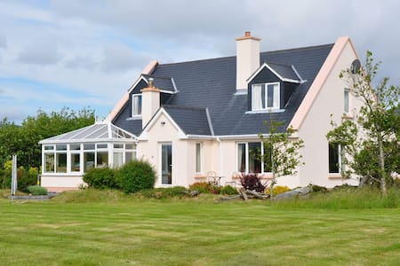 Cute Country Cottage Skellig Ring - House