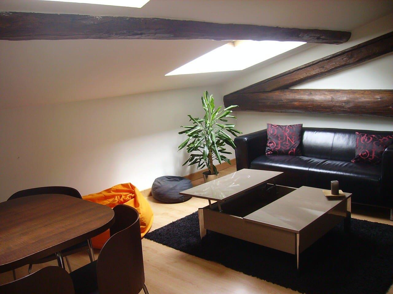 Cute apartment montpellier center