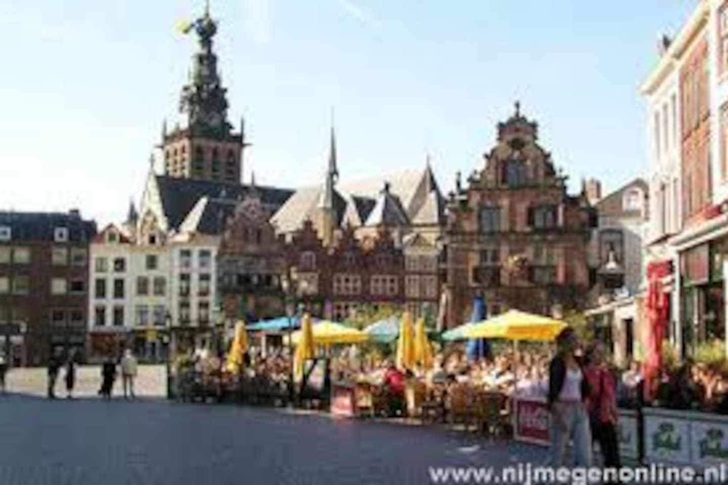 Nijmegen is the oldest city of Holland. The room/house for rent is near Nijmegen, a little town called Elst. Enjoy your stay.