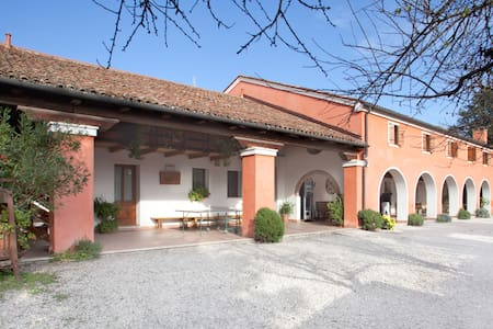 Appartamento nel verde a Padova - Lejlighed
