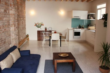 Charming 1BR flat in Roma/Condesa - Mexico City - Apartment