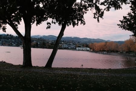 Majestic Northwest Lakeside Beauty - Apartamento