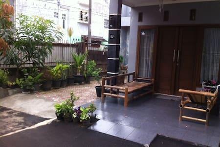 Baing Residence - The Cozy Room - Hus