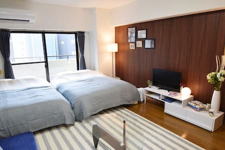 *OPEN SALE*1min walk to station.Near Tokyo Tower#2 - Appartement