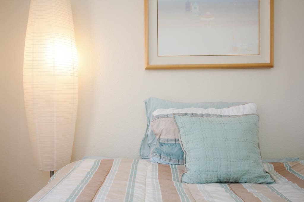 Large Furnished Private Bedroom
