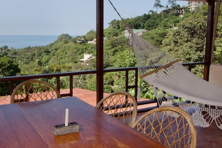 Tasteful Condo Fabulous Oceaview 3d - Manuel Antonio - Apartment