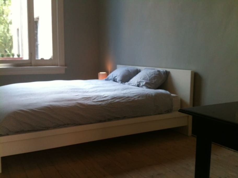 second room possible to rent as an extra room in the weekends