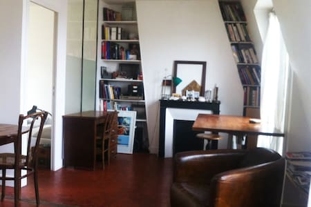 + SUNNY COSY PLACE IN MONTMARTRE +