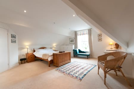 Buxton Spa -comfortable double room