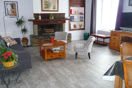 jolie petite maison avec jardin - Équeurdreville-Hainneville