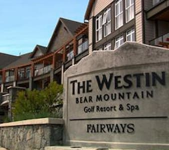 HOT LISTING PGA TOUR CONDO at Bear Mountain Resort - Victoria - Condominium