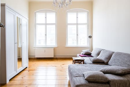 Lovely & Bright Room/Central Berlin