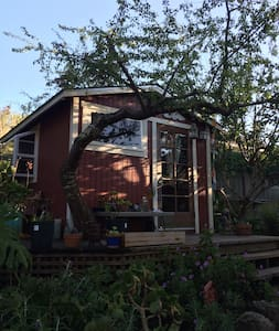 Quaint Surf Studio in the Heart of Bolinas - Mökki