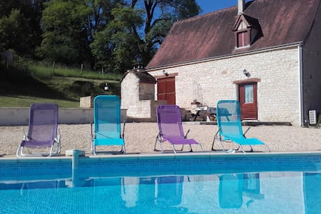Le Grillou - typical and charming country house - Gourdon