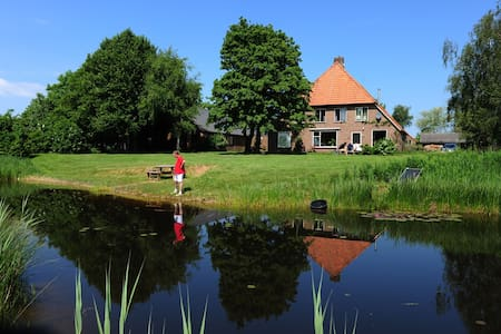Kamer 5 B&B de Opkikker Giethoorn - Bed & Breakfast