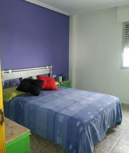 piso centrico - Villarrobledo - Apartment