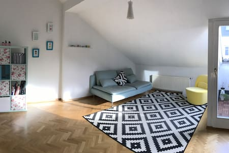 Penthouse apartment in the heart of Salzburg - Salzburgo