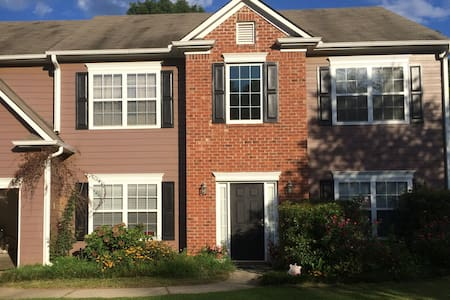 Atlanta Home @ Special Price / Oct. - Fairburn - Casa