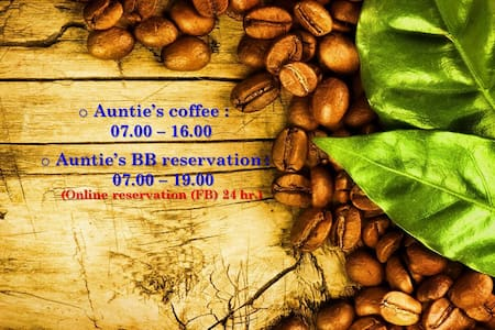 Auntie's BB - Mae Sot - Bed & Breakfast