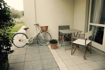 Cozy flat with garden in Brescia - Brescia