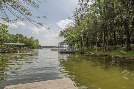 Elegant Lakefront Home close to Nashville - Hendersonville