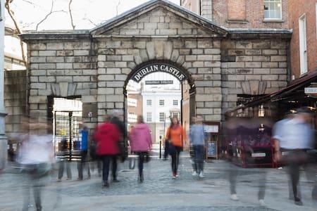 Single Room at Dublin Castle Apartment - Dublin
