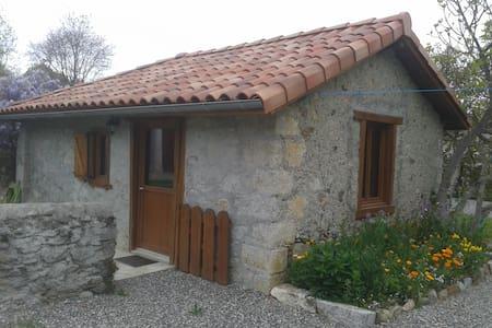 Charmante maisonnette pyrénéenne - Ardiège - Maison