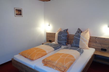 Good, better, Garni - Petter! Zimmer Fichte rustik - Kappl - Bed & Breakfast