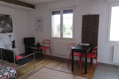 Charming studio 10 min from Paris - Apartamento