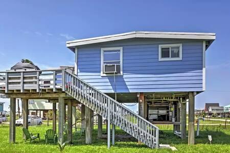Charming 2BR Freeport Beach House - Maison