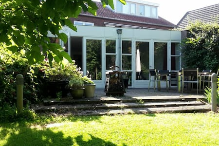 Nice Family House with big garden near Utrecht - Ház