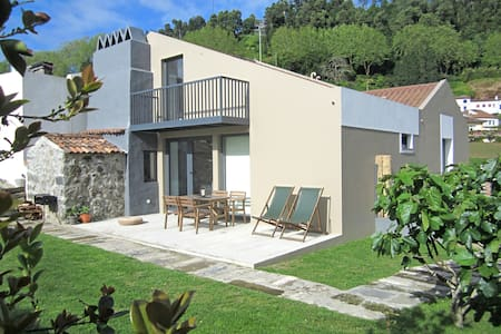 Furnas Valley design house (2Br) - Apartment