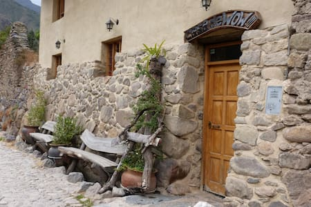 Kapuli Twin Room - Ollantaytambo - Bed & Breakfast
