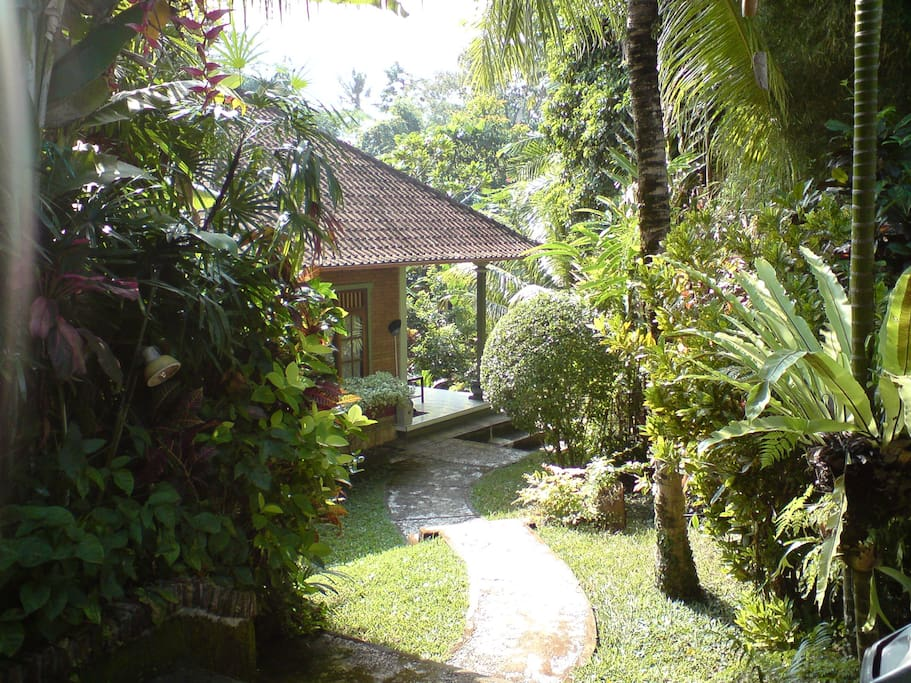 Suastika Lodge Ubud Room 2
