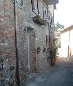Caratteristico alloggio medievale