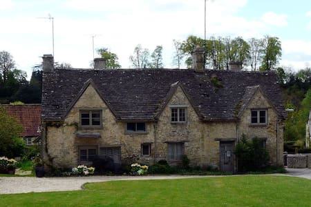 Exquisite Cotswold Cottages Bibury - Bibury - Huis