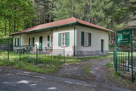 Casa Cantoniera Prati Piani 4 pers. - Carpasio - Haus