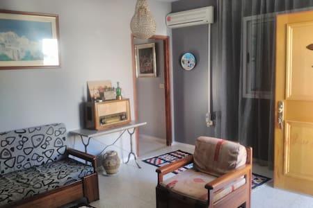 Peace(15 minutes du centre ville et de l'aéroport) - Tunis - Apartment