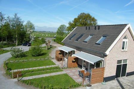Comfortabel, luxe Vakantiehuis. - Maasland