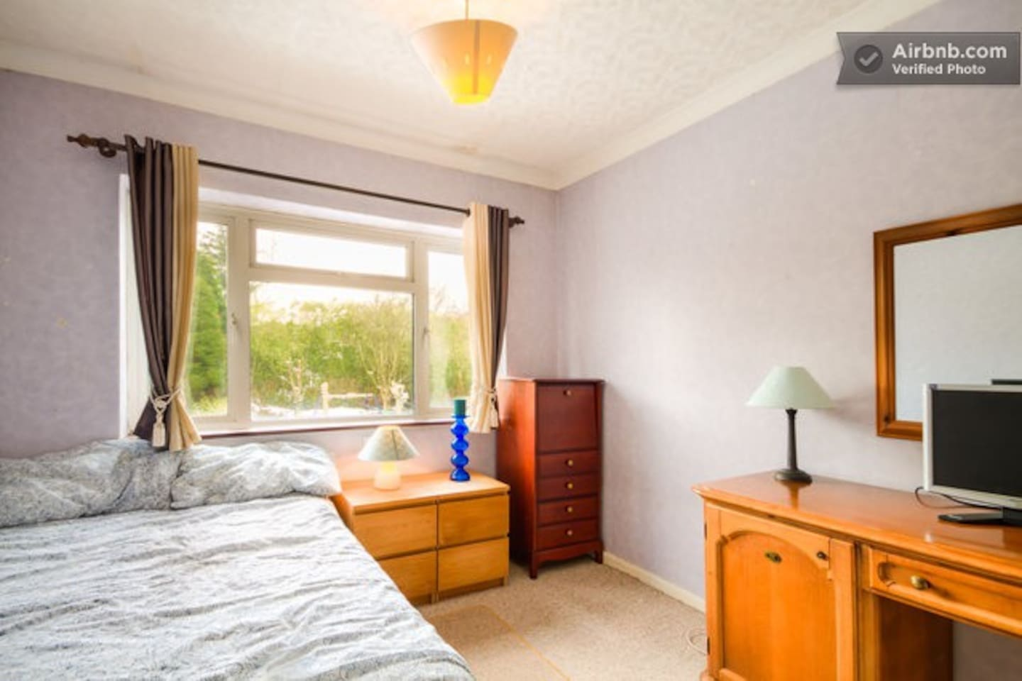 small double room nicely furnished