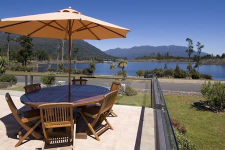 Aldamere Lakeside B&B/Lake Brunner - Moana - Bed & Breakfast