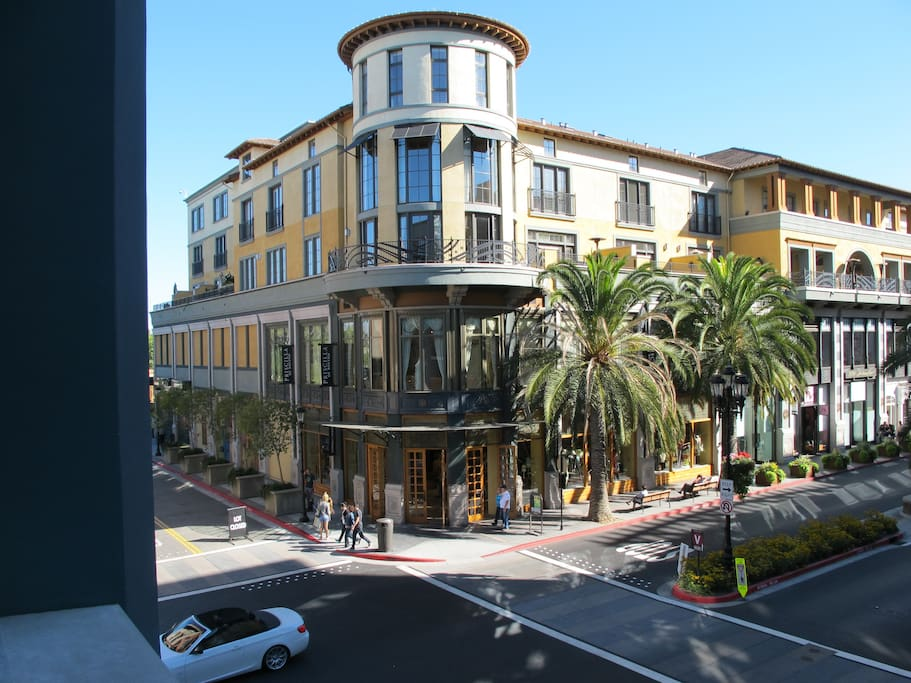 Santana Row Corner Penthouse Loft Lofts For Rent In San Jose