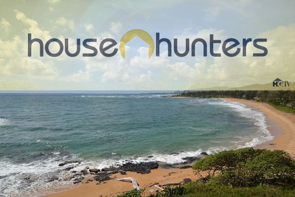 Kauai luxury escape ocean paradise apartments for rent for Hgtv schedule house hunters