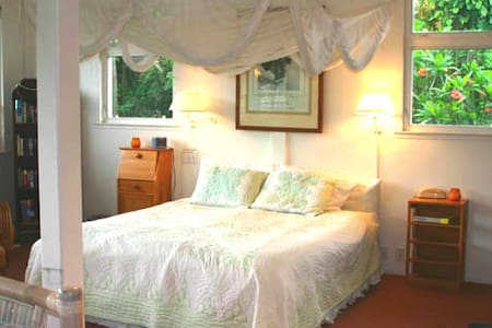 Hanalei Honeymoon Vacation Rental - 一軒家