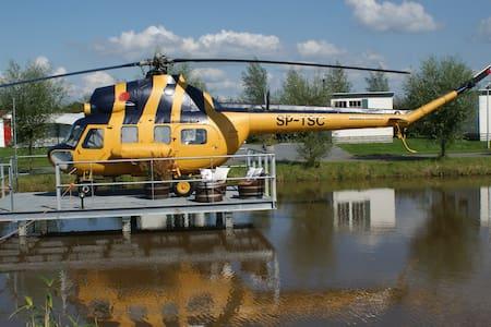 Helikopter Overnachting Giethoorn - Vollenhove - Andere